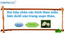 Bài tập thực hành trang 57 SBT Hướng dẫn học tin học 4