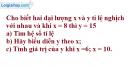 Bài 12 trang 58 SGK Toán 7 tập 1