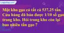 Bài 3 trang 66 sgk Toán 5