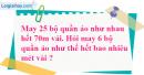 Bài 2 trang 68 sgk Toán 5