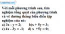 Bài 2 trang 7 SGK Toán 9 tập 2