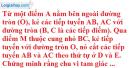 Bài 27 trang 115 SGK Toán 9 tập 1