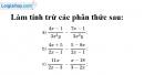 Bài 29 trang 50 SGK Toán 8 tập 1