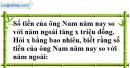 Bài 35 trang 77 SGK Toán 6 tập 1