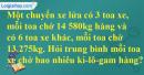 Bài 3, bài 4 Tiết 68 trang 78 sgk Toán 4