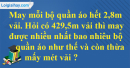 Bài 3 trang 71 sgk Toán 5