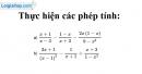 Bài 35 trang 50 sgk toán 8 tập 1