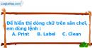 Kết nối bài học trang 78 SBT Hướng dẫn học tin học 4