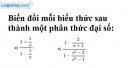 Bài 46 trang 57 SGK Toán 8 tập 1