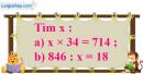 Bài 1, 2, 3 trang 81 SGK Toán 4