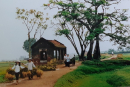 Tình yêu làng và lòng yêu quê hương, tinh thần kháng