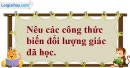 Bài 7 trang 159 SGK đại số 10