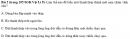 Bài 2 trang 105 SGK Vật lí 9