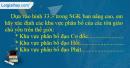 Bài 2 trang 30 Tập bản đồ Địa lí 10