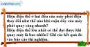 Bài C1 trang 103  SGK Vật lí 9