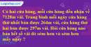 Bài 1, 2, 3 trang 86 SGK Toán 4