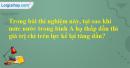 Bài 2 trang 222 SGK Vật Lý 10