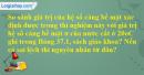 Bài 3 trang 222 SGK Vật Lý 10