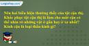 Bài 10 trang 151 SGK Vật lí 9