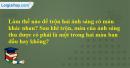 Bài 14 trang 151 SGK Vật lí 9