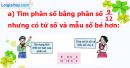 A. Hoạt động cơ bản - Bài 66 : Rút gọn phân số