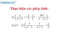 Bài 50 trang 58 sgk toán 8 tập 1