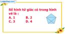 Bài 1, 2, 3, 4, 5 trang 84 sgk toán 2