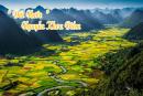 """Nguyễn Khoa Điềm đã dùng một """"Đất nước của ca dao thần thoại"""" để thể hiện tư tưởng """" đất nước của nhân dân"""". Hãy phân tích và chứng minh điều đó"""