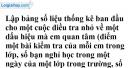 Bài 1 trang 7 SGK Toán 7 tập 2