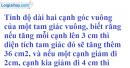 Bài 31 trang 23 SGK Toán 9 tập 2