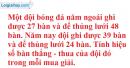 Bài 68 trang 87 sgk toán 6 tập 1
