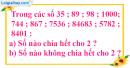 Bài 1, bài 2, bài 3, bài 4 Tiết 84 trang 95 sgk Toán 4
