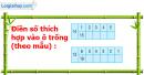 Bài 1, bài 2, bài 3 trang 108 sgk toán lớp 1