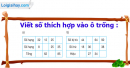 Bài 1, 2, 3, 4, 5 trang 89, 90 sgk toán 2