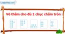Bài 1, 2, 3 trang 100 SGK Toán 1