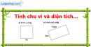 A. Hoạt động thực hành - Bài 107 :  Ôn tập về hình học