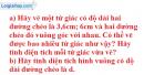Bài 32 trang 128 SGK Toán 8 tập 1