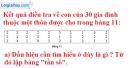 Bài 6 trang 11 SGK Toán 7 tập 2