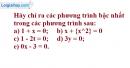 Bài 7 trang 10 SGK Toán 8 tập 2