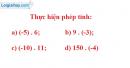 Bài 73 trang 89 SGK Toán 6 tập 1