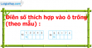 Bài 1, bài 2, bài 3 trang 110 sgk toán lớp 1
