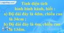 Bài 1, bài 2, bài 3 Tiết 94  trang 104 sgk Toán 4