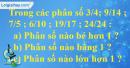 Bài 1, 2, 3 trang 110 SGK Toán 4