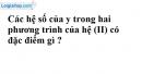Trả lời câu hỏi 2 Bài 4 trang 17 SGK toán 9 tập 2