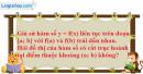 Câu hỏi 3 trang 138 SGK Đại số và Giải tích 11