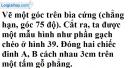 Trả lời câu hỏi 2 Bài 6 trang 84 SGK toán 9 tập 2