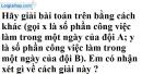 Trả lời câu hỏi 7 Bài 6 trang 23 SGK toán 9 tập 2