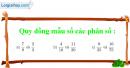 Bài 1, 2, 3 trang 116, 117 SGK Toán 4