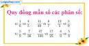 Bài 1, 2, 3, 4, 5 trang 117, 118 SGK Toán 4