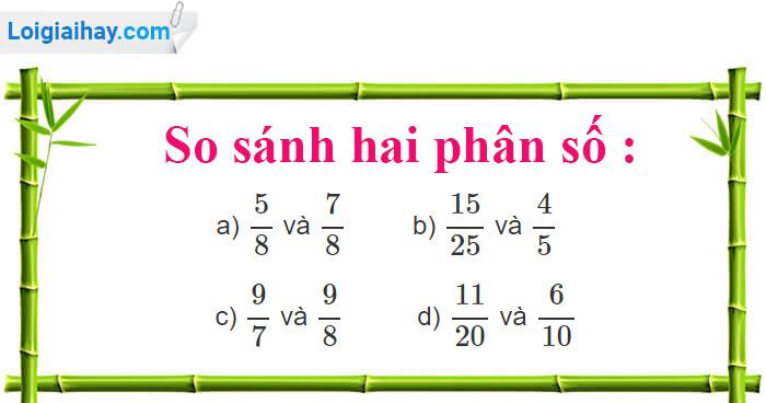 Bài 1, 2, 3, 4 trang 122 SGK Toán 4